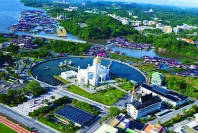 Brunei Darussalam, Negara Asia Paling Kaya Se-dunia