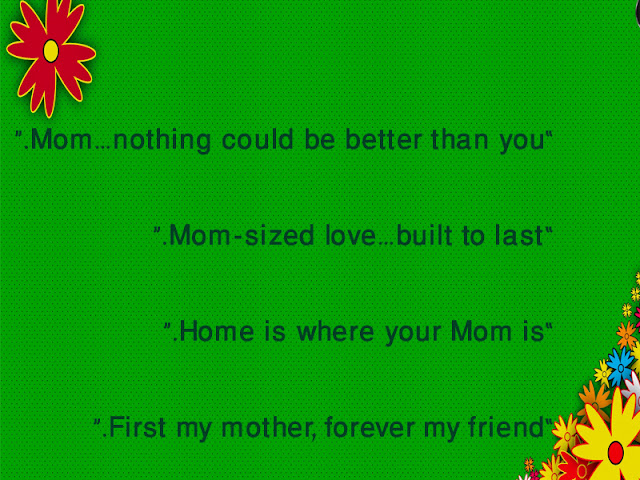 Mom Day love Quotes 2017