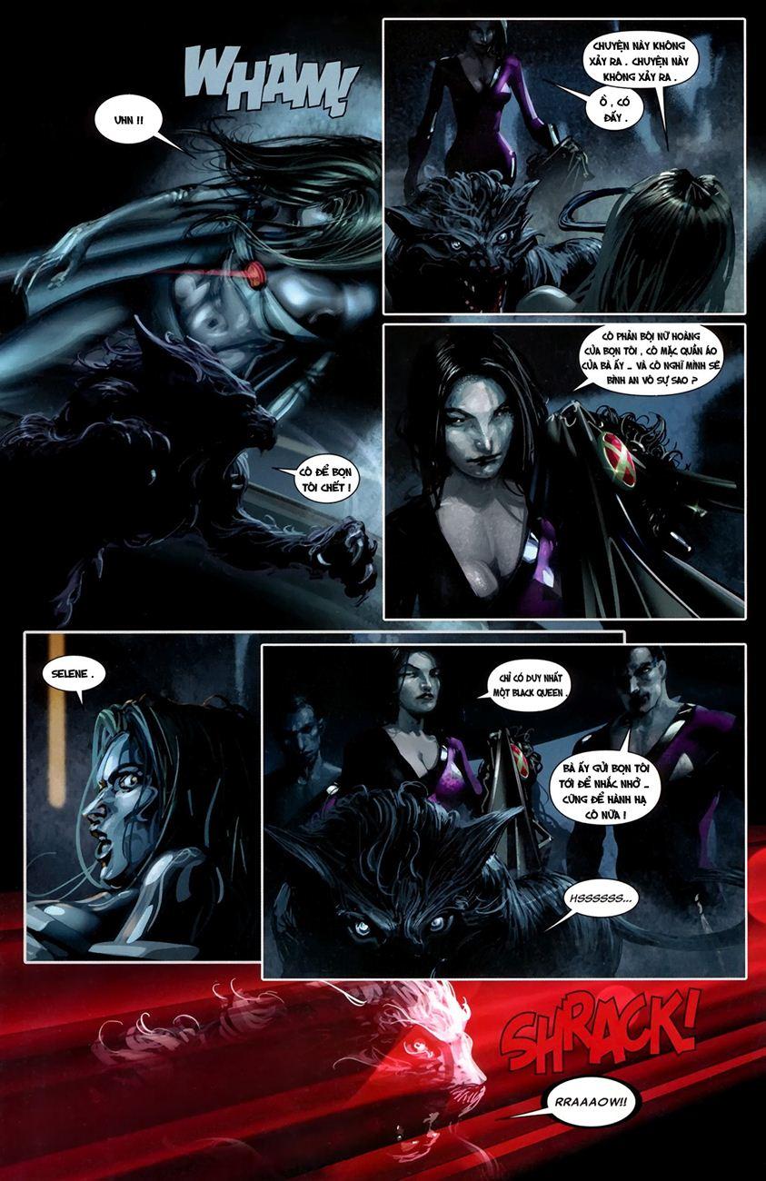 X-Men Necrosha chap 1 trang 22