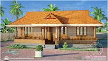 Traditional Kerala Nalukettu House Plan