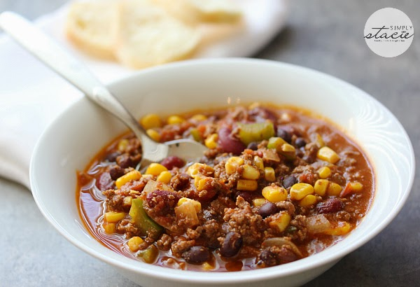 Pantry Chili by Simply Stacie