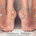 Creature Anklets, Tuli, AND Nisa!