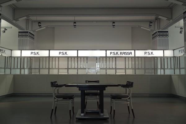 vienne otto wagner modernisme postsparkasse exposition