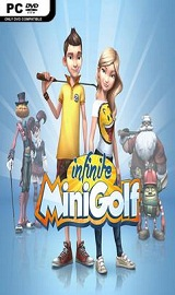 Infinite MiniGolf-PLAZA - Game-2u com
