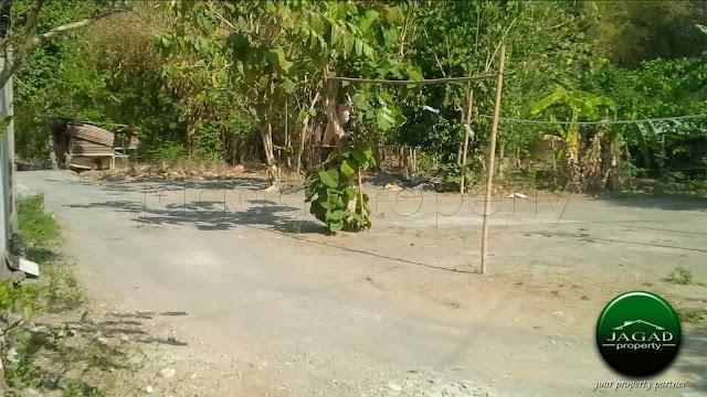 Tanah dekat Pusat Gerabah Kasongan, Bantul