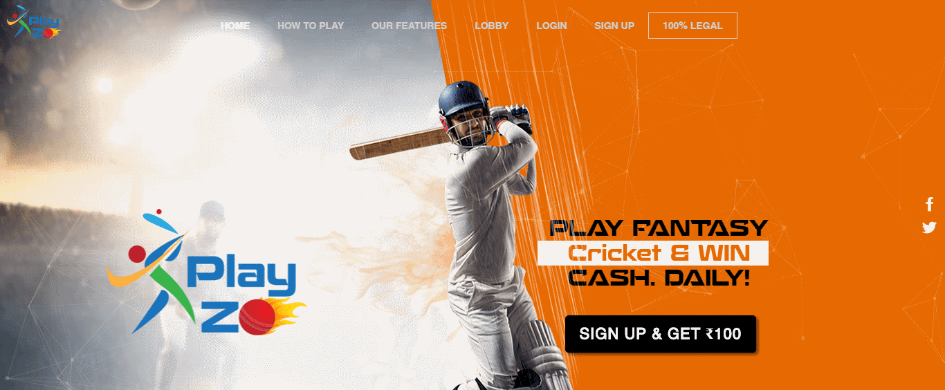 playzo cricket game