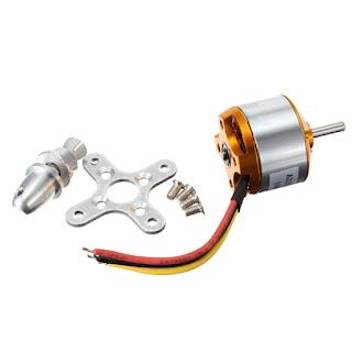 Outrunner motor