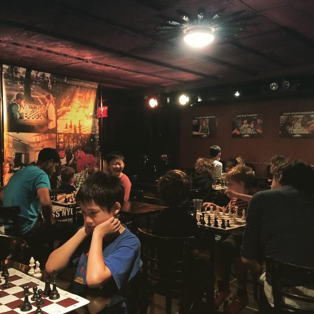 Kidliterati: Reaching Readers: Through Summer Camp ~ Chess Camp
