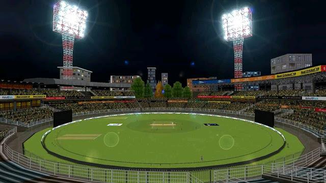 Real Cricket 19 New Stadium