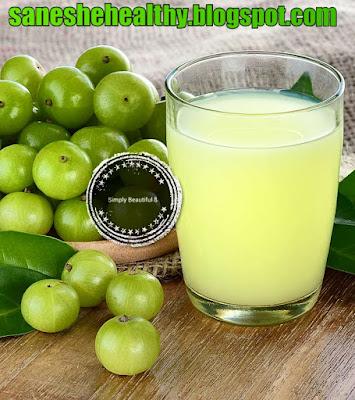 Indian gooseberry juice or amla juice has side-effects too.