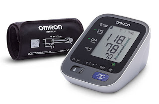 Omron M7 Intelli IT 360° Accuracy Connected, Upper Arm Blood Pressure Monitor £57.35