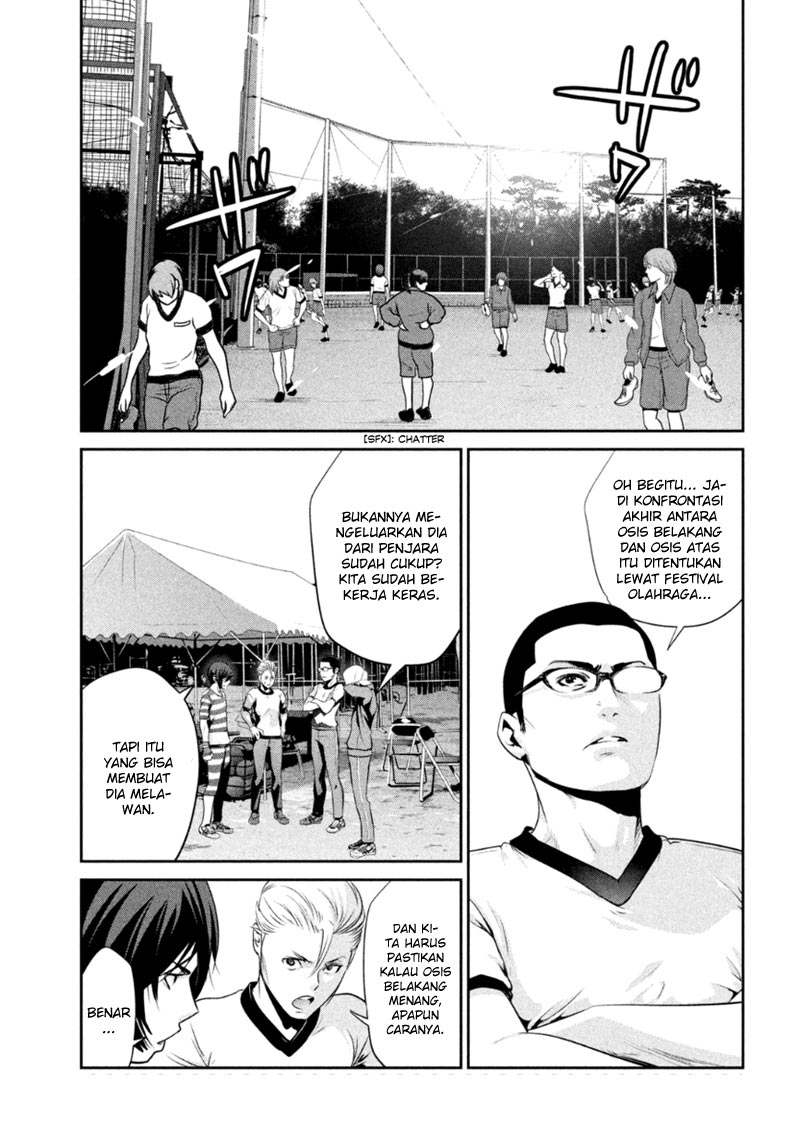 Prison School Chapter 167-6