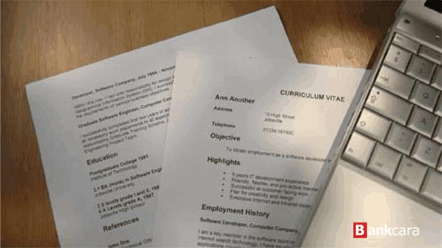 Perbedaan CV (Curriculum Vitae) dan Surat Riwayat Hidup - Bankcara.com