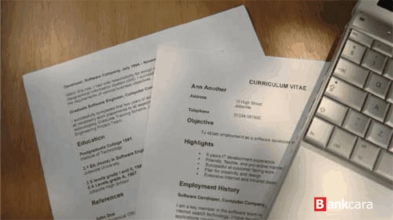 Perbedaan CV (Curriculum Vitae) dan Surat Riwayat Hidup