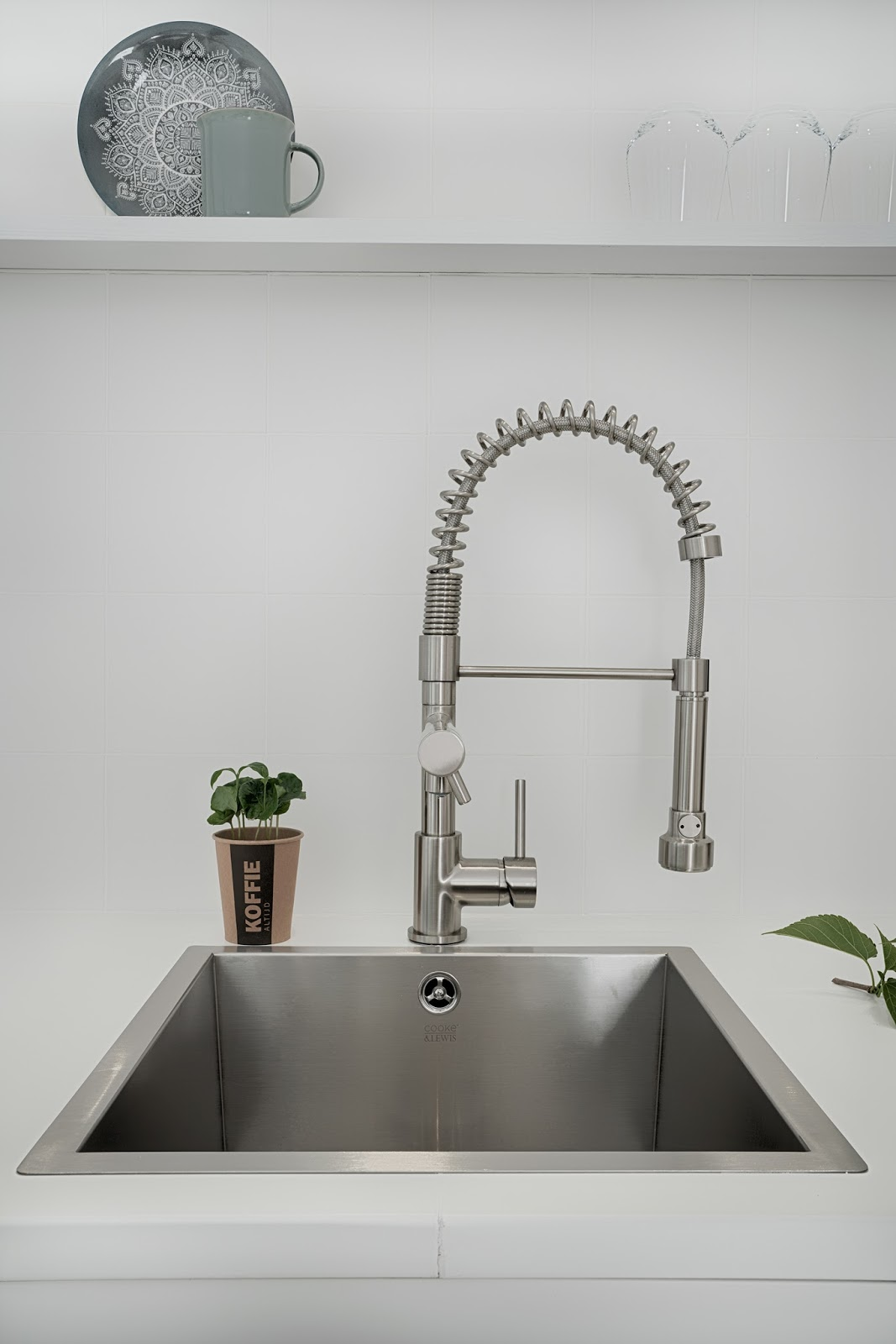 fregadero, sink, decoration, interior, nordic, cocina, kitchen, grifo, scandinavian, interior, decoracion