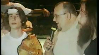 Wrestling Gala 2003: salta fuori un video