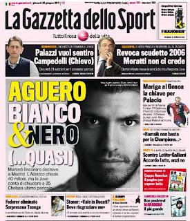 Juventus summer 2019 special - Page 6 Sergio+Aguero