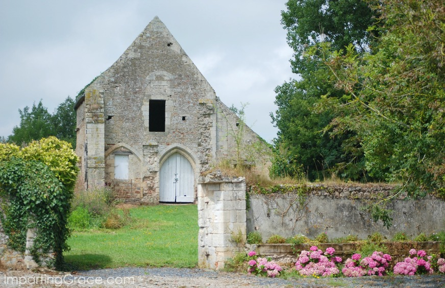 Imparting Grace Pilgrimage To Normandy