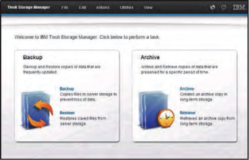 2 2 Installing and Configuring TSM Backup Archive Client V7 1 on