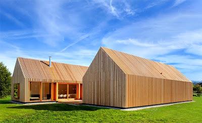 InfoMedia Digital: Inovasi Desain Rumah Kayu