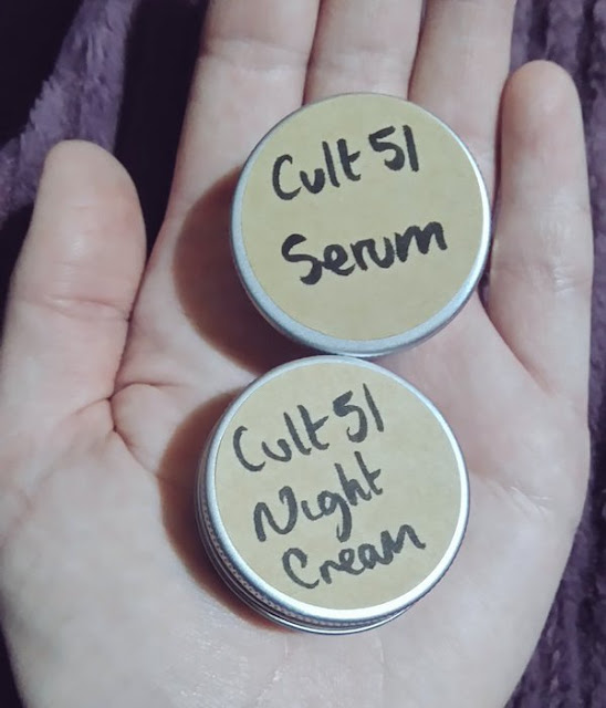 Cult 51, Night Cream