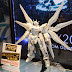 RG 1/144 Strike Freedom Gundam on Display at C3 x Hobby 2013