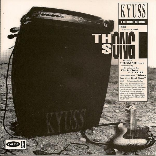 KYUSS. Thong Song