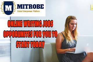 online writing jobs 2
