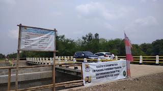 Jembatan Pejambon Kab Cirebon Sudah Bisa Digunakan