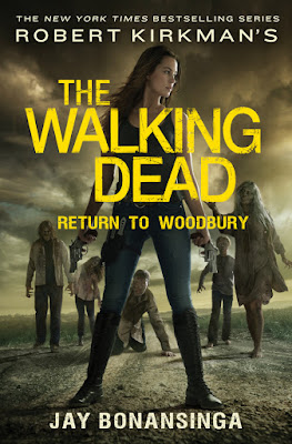 The Walking Dead: Return to Woodbury (cover)