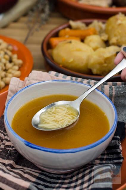 cocido-madrileño-olla-rápida6