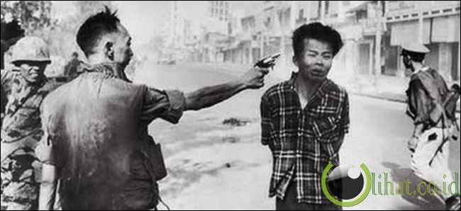 Eksekusi Gerilyawan Vietkong (1968)