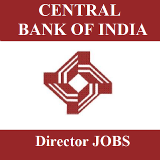 Central Bank of India, Bank, Director, Graduation, MP, Madhya Pradesh, freejobalert, Sarkari Naukri, Latest Jobs, Bank, central bank of india logo