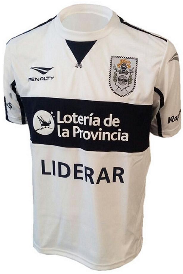 c76f99d418 Penalty divulga novas camisas do Gimnasia y Esgrima - Show de Camisas