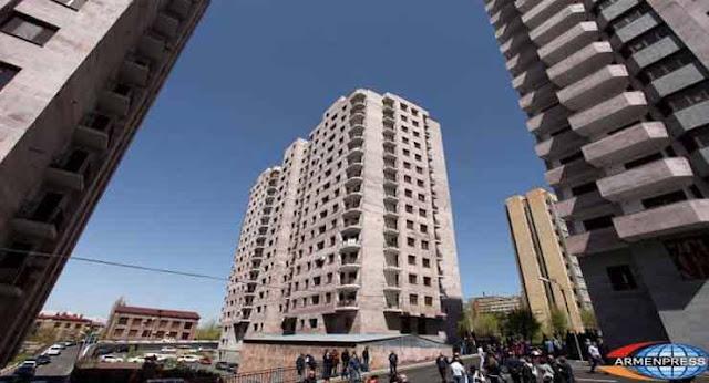 Proyecto de vivienda masiva sin precedentes en Ereván