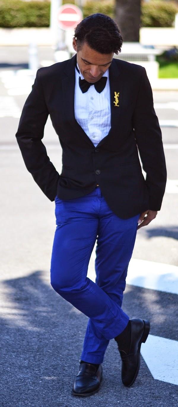 Marco Mommsen in Cannes