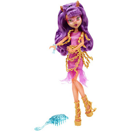 MH Haunted Clawdeen Wolf Doll