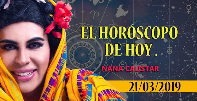 Horóscopo del Día - Jueves 21 de Marzo