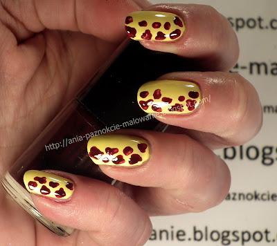 nail zdobienie paznokci