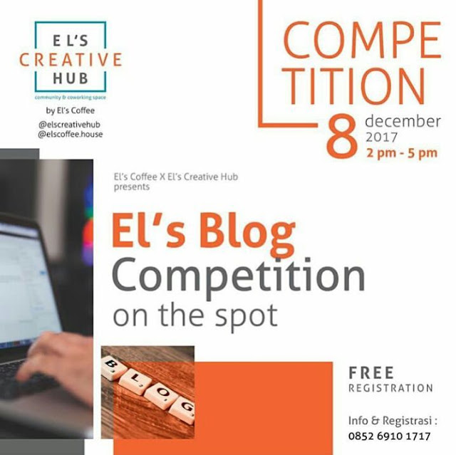 els blog competition