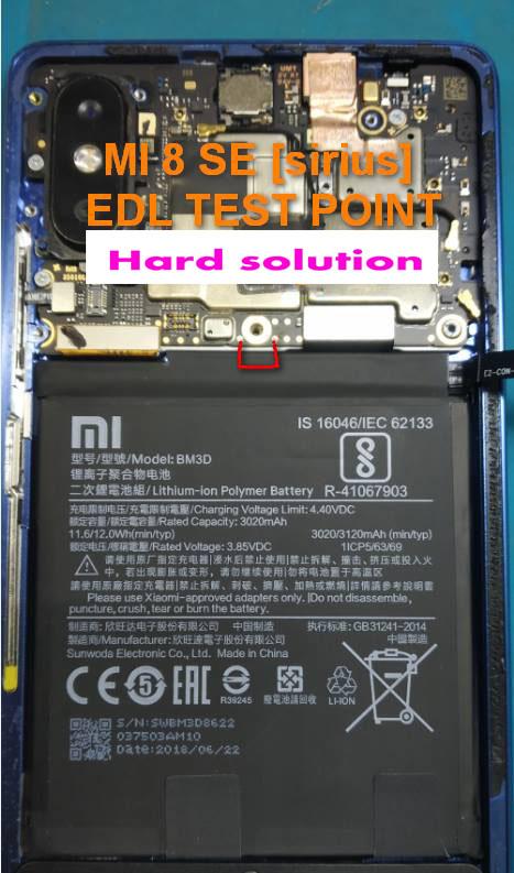Xiaomi Mi 8 Test Point | Contemporarymusic
