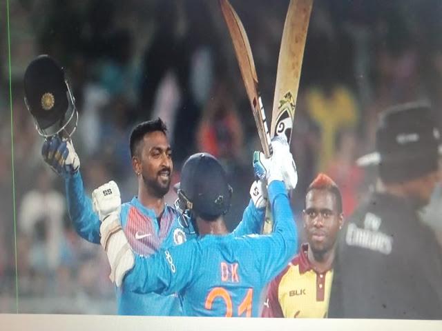 Kuldeep-Karthik won the World Champion, won the first T20 by 5 wickets