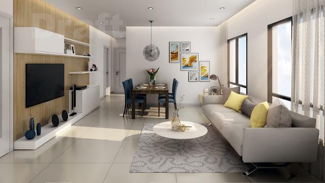 Thiết kế nội thất ICID Complex