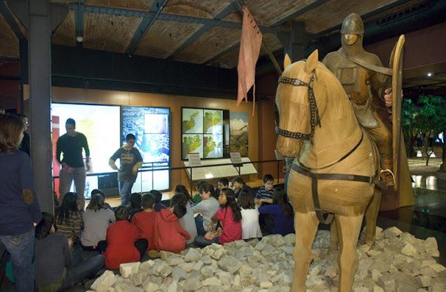 Museu da História da Catalunha em Barcelona
