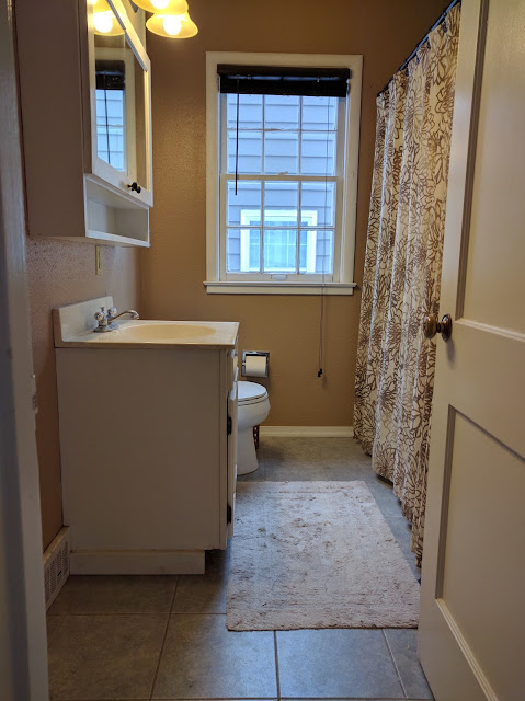 1930's Cottage Bathroom Remodel