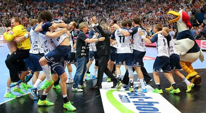 Dos alemanes en la final de la Champions League | Mundo Handball