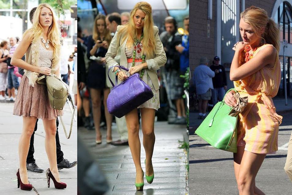 O Verdadeiro Motivo Da Sua Inveja é Que Janrô: Além Do Glitter: Moda Gossip Girl:Serena Van Der Woodsen
