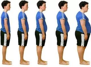tips melangsingkan badan