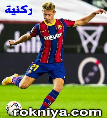 برشلونة يتعادل مع ضيفه إشبيلية 1-1 في أول إختبار قوي لكومان