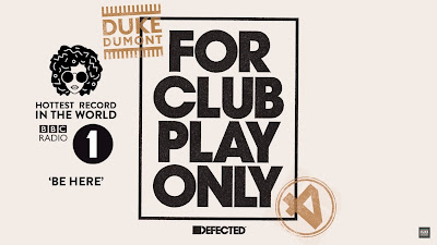 Duke Dumont - Be Here ( Annie Mac - BBC Radio 1 Rip )